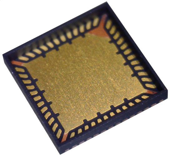 M-QFN48W 4-G5 Open Cavity QFN Wire Bond your die in QFN